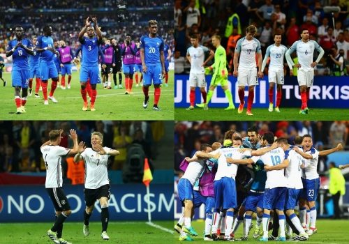 ドイツ、イタリアが快勝…予選全勝のイングランドはドロー発進/ユーロ2016GS第1節