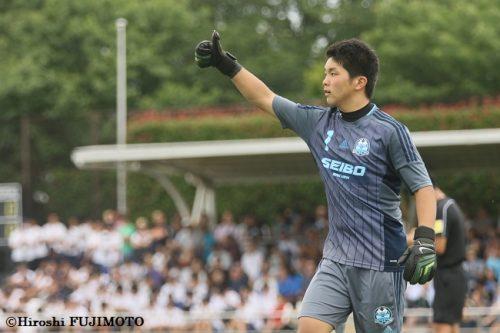 成長を呼んだ練習試合での敗戦…聖望学園GK山田浩希「武南に大敗してみんな変わった」