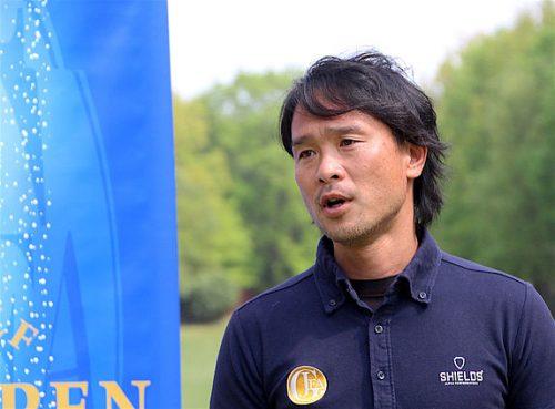 国際フットゴルフ連盟の副会長に日本人の松浦新平が就任