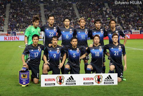 日本、FIFAランク57位でアジア4番手に後退…最終予選B組では最上位