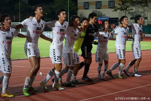 アルビレックス新潟Sがリーグカップ初戦快勝…乾と鎌田がゴール