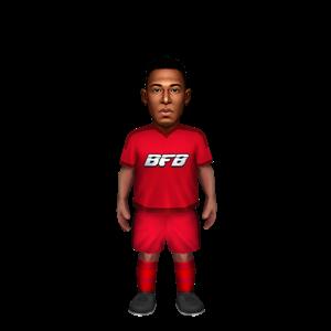 ▲「★7 J・アバテング'14」選手