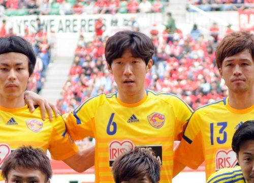 仙台MFキム・ミンテがリオ五輪韓国代表に追加招集「夢のよう」