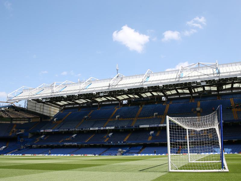 """スタンフォード・ブリッジの周囲はポケモンの""""宝庫""""のようだ [写真]=Leicester City FC via Getty Images"""