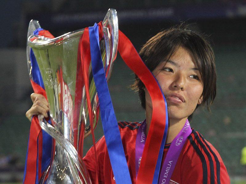 CL決勝MVPのなでしこDF熊谷も選...