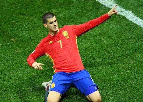 チェルシー移籍が噂されるモラタ、スペイン人選手の移籍金最高額を更新か