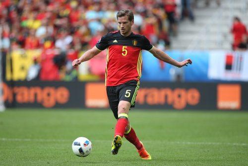 ベルギー代表DFヴェルトンゲンが足首負傷…「僕のユーロは終わった」