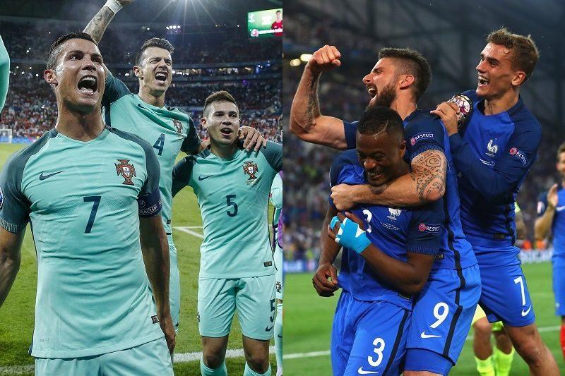 ポルトガル フランス