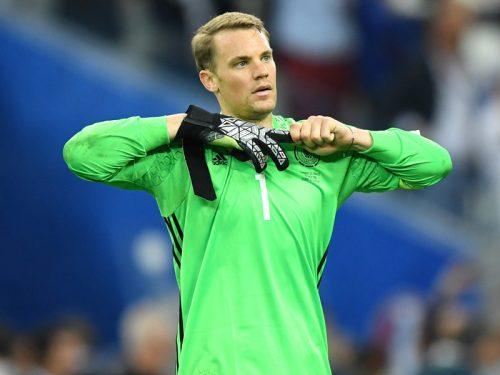 フランス相手に2失点、準決勝敗退…ドイツ守護神ノイアー「運がなかった」