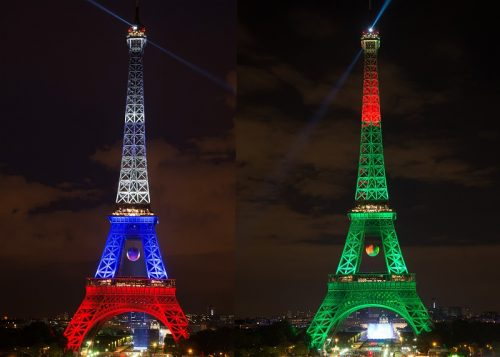 ユーロ決勝へ向け、パリ市内は警戒態勢…総勢6800人の警官を配備へ