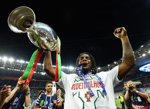 18歳R・サンチェスが最優秀若手選手に選出…6戦出場でポルトガルの優勝に貢献