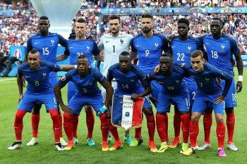 ユーロで準優勝に終わったフランスだが団結した戦いぶりは将来を期待させるものだった [写真]=Getty Images