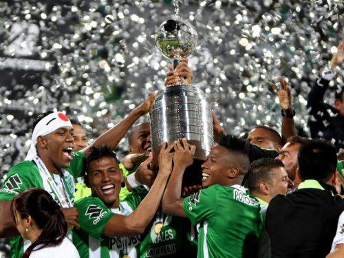 ●コロンビアのA・ナシオナルがリベルタ杯制覇…南米王者としてクラブW杯出場