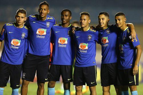 自国開催で狙うは金メダルのみ…ネイマールら選出のU-23ブラジル代表の陣容とは