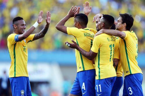 リオ五輪日本代表、ブラジルに完封負け…2失点喫し攻撃は決定機作れず