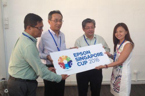 エプソン、シンガポールでアンダー世代の7人制大会を開催