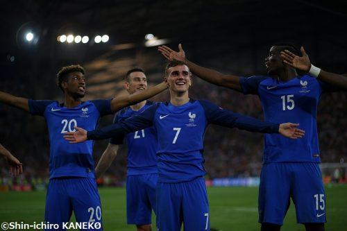 【写真ギャラリー】開催国フランスが決勝進出…世界王者ドイツ下す(26枚)