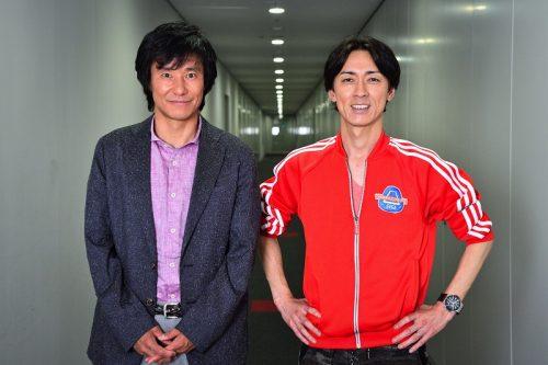 【やべっちF.C.対談】矢部浩之と中山雅史が語るマラドーナ「本当にサッカーを愛している」
