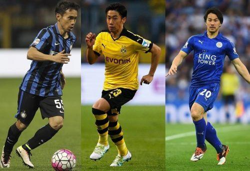 香川は古巣マンUと激突…海外日本人選手のプレシーズンマッチに注目