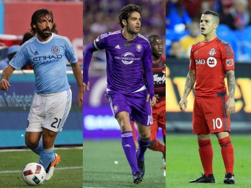 MLSオールスターにカカやピルロら選出…豪華メンバーでアーセナルと対戦