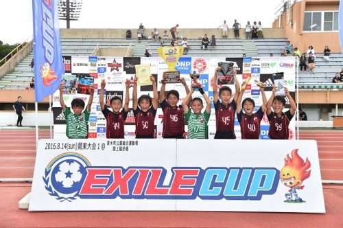 セットプレーで得点を重ねたフウガドールすみだエッグスが、EXILE CUP 2016関東大会1で初優勝