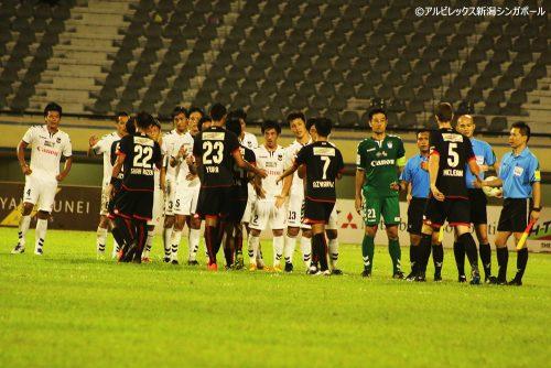 ●首位アルビレックス新潟S、リーグ戦2連敗で2位との勝ち点差は「1」に