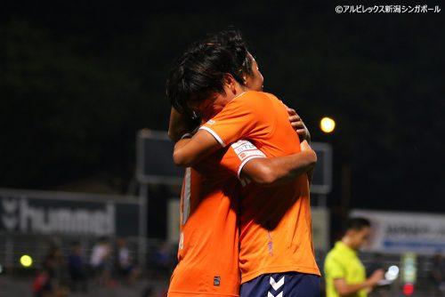 ●アルビレックス新潟S、後半怒涛の4ゴール奪取で3試合ぶり勝利…首位キープ