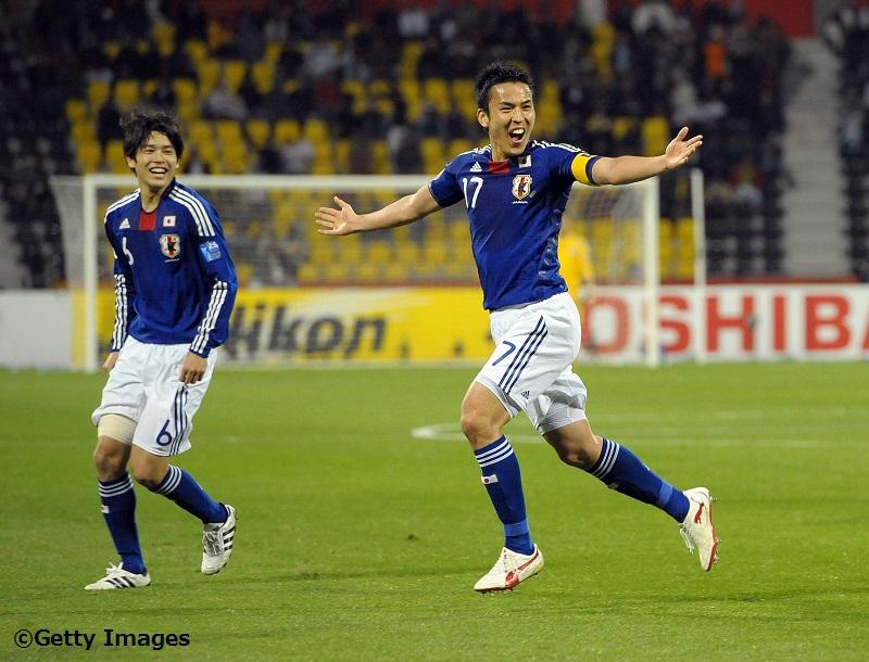 偉大な足跡を振り返る…日本代表...
