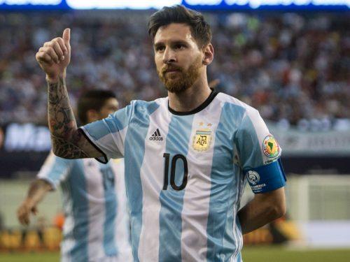 メッシ、アルゼンチン代表引退撤回を決断…9月のW杯南米予選に招集