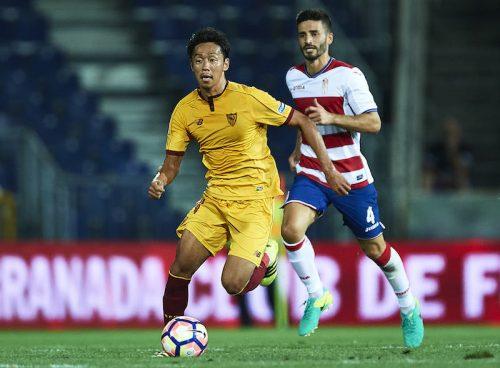 清武がセビージャで実戦デビュー…UEFAスーパー杯レアル戦出場へアピール