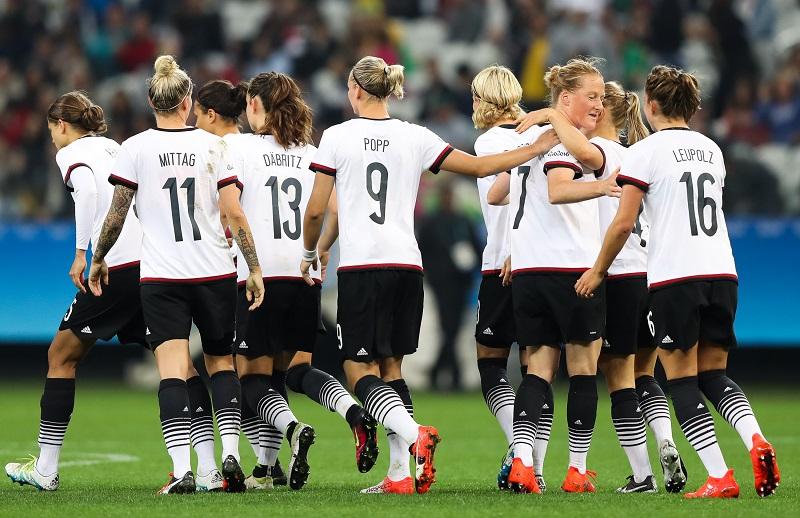 ドイツはオーストラリアと引き分け、グループステージ突破は最終戦に持ち越しとなった [写真]=Getty Images