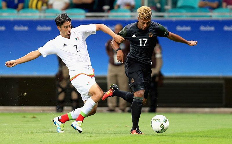 メキシコとドイツは2-2のドローとなった [写真]=Getty Images