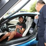 Leicester City Owner Vichai Srivaddhanaprabha Presents Cars to His Players