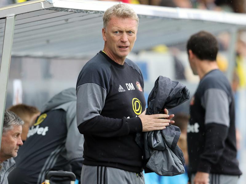 サンダーランドを率いるモイーズ監督 [写真]=Sunderland AFC via Getty Images