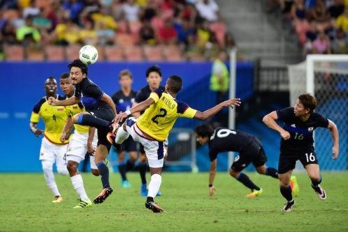 日本、自力突破消滅も…最終節は引き分け以上で決勝T進出の可能性/リオ五輪B組