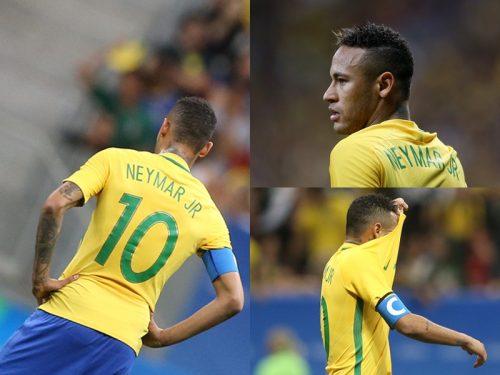 連続ドローのブラジル、ネイマールに批判集中…取材拒否で無言貫く