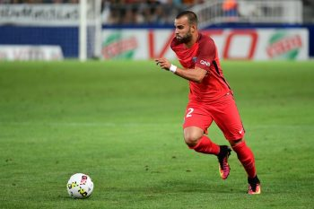 Jese Rodriguez Ruiz of PSG during the football Ligue 1 match between SC Bastia and Paris Saint Germain at Stade Armand Cesari on August 12, 2016 in Bastia, France. (Photo by Dave Winter/Icon Sport) (Photo by Dave Winter/Icon Sport via Getty Images)