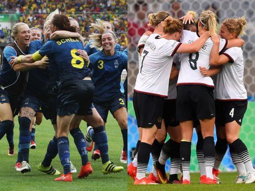決勝は欧州対決に…開催国ブラジル、PK戦で涙/リオ五輪女子準決勝