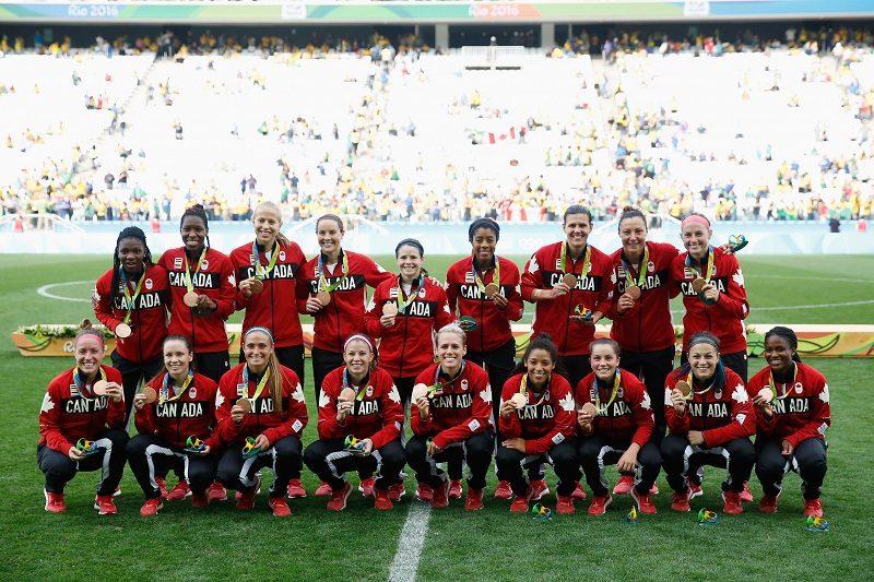 カナダ女子代表