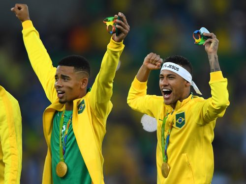 "G・ジェズスが9番に! ""新生""ブラジル、W杯南米予選の背番号発表"