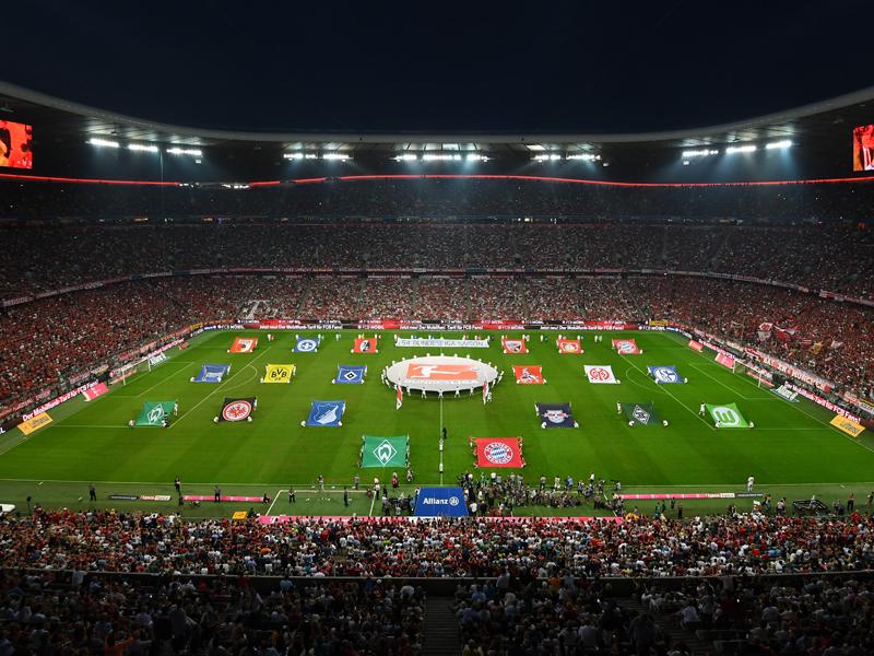 2016-17シーズンのブンデスリーガが開幕した [写真]=Bongarts/Getty Images