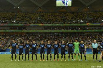 リオ五輪日本代表