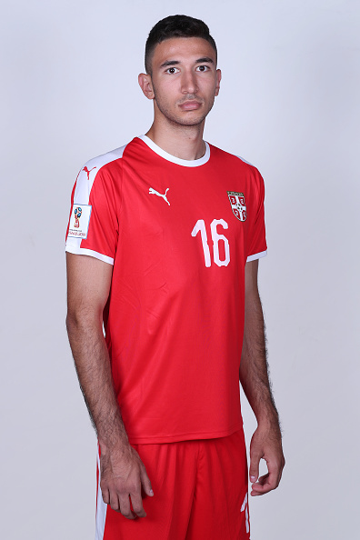 マルコ・グルイッチ(セルビア代表)のプロフィール画像