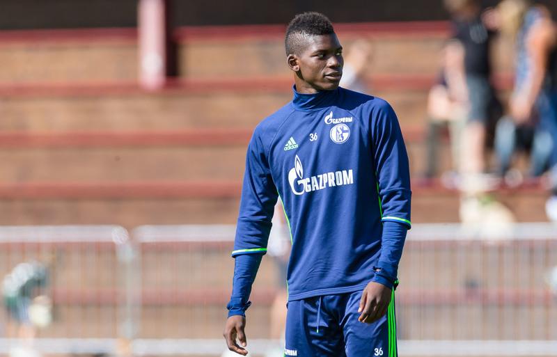 BL: Trainingslager FC Schalke 04 in Mittersill