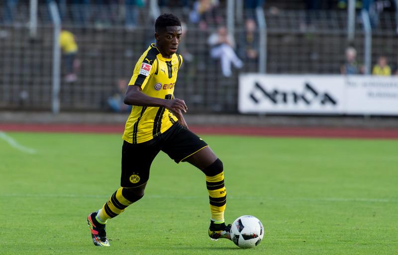 Spvgg. Erkenschwick -  BV Borussia Dortmund
