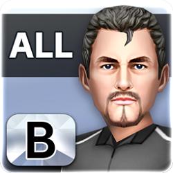 ▲「Bコーチ(ALL)」