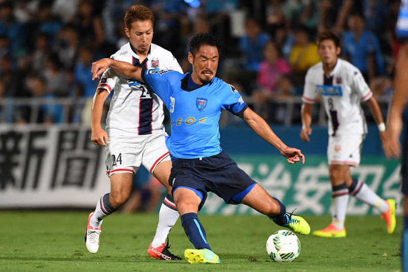 Yokohama FC v Consadole Sapporo - J.League 2