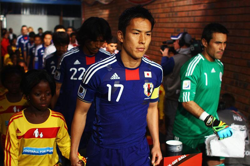 偉大な足跡を振り返る…日本代表・長谷部誠の全記録