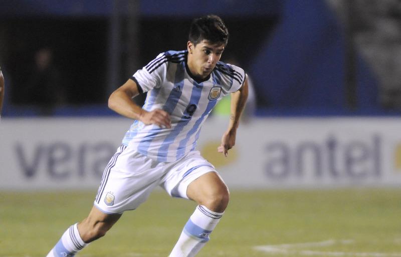 Argentina v Colombia - South American U-20 Uruguay 2015