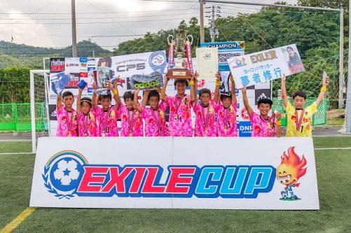 過去最多の473チームが参加したEXILE CUP 2016は、関西代表EDCが大会史上初となる2連覇を達成!